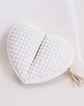 beyaz küçük kalp çanta sk4860