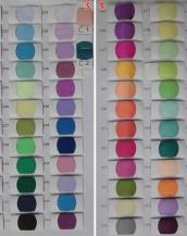 sk5330 renk kartelası 97-192