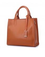 taba rengi yumuşak hakiki deri kol çantası sk5216