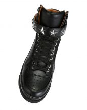 givenchy kadın siyah sneaker bot skl15625