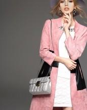 sk-365 deri detaylı süet ceket manken üzerinde 3
