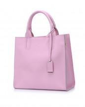 lila rengi yumuşak hakiki deri kol çantası sk5216