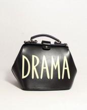 siyah renk kol el çantası sk5247
