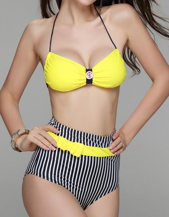 yüksek bel bikini sk4028