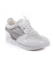 beyaz nefes alan yazlık rahat spor ayakkabı sk6961