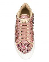 pembe philipp plein sneaker ayakkabı skl15724