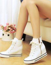 sk15947 beyaz deri converse sneaker