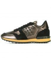 skl15615 bronz valentino ayakkabı