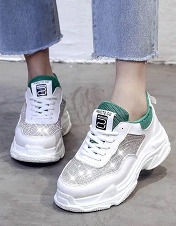 4ce8a842e1de7 Kadın Spor Ayakkabı, Bayan Rahat Ayakkabı Modelleri   StilKapinda.com